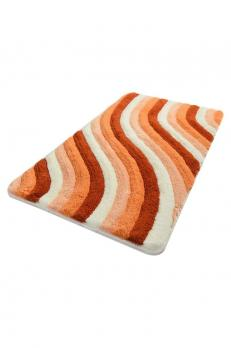 Коврик 60x100 см Castafiore akryl colorful оранжевый