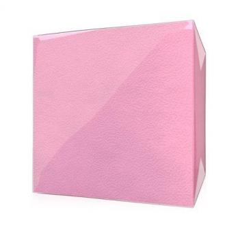 Салфетки Радуга 24x24 см 1 слой розовые (50 шт.)
