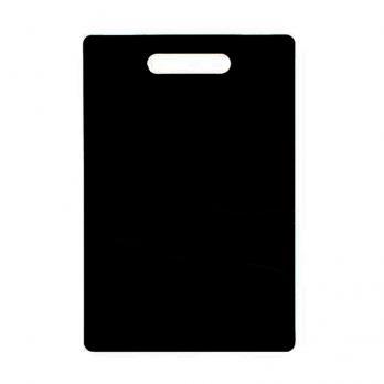 Доска разделочная пластиковая 200x300 мм Marble Black