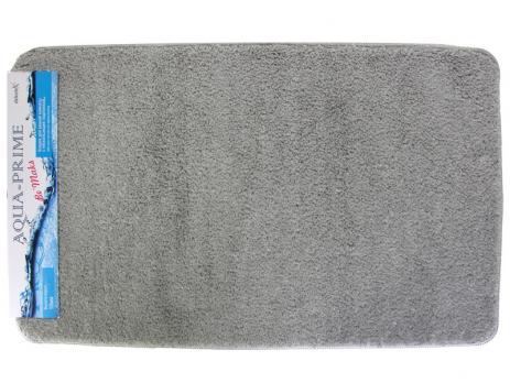Коврик 60x100 см Aqua-Prime Be Maks 18мм серый
