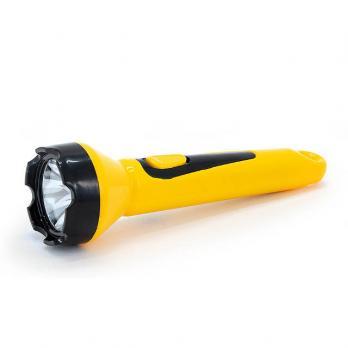 Фонарь светодиодный аккумуляторный Яркий луч LA-205 1W 80 лм + кемпинг 70 лм (с з/у для телефона)