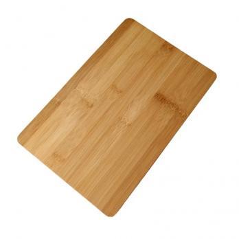 Доска разделочная деревянная 300x200x10 мм бамбук