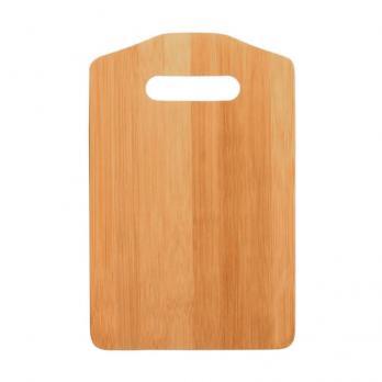 Доска разделочная деревянная 300x200x10 мм гевея