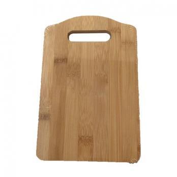 Доска разделочная деревянная 230x150x10 мм гевея