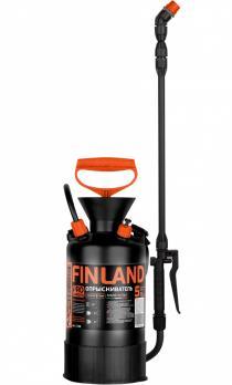 Опрыскиватель 5 л Finland pro garden 1740 оранжевый