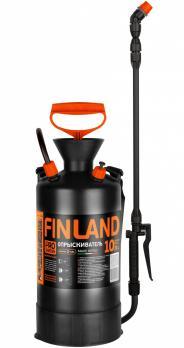 Опрыскиватель 10 л Finland pro garden 1742 оранжевый