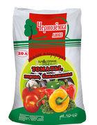 Почвогрунт Черноземка томаты, перцы, баклажаны (20 л)