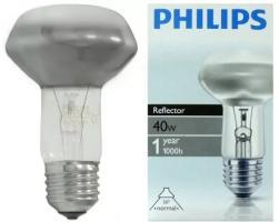 Лампа накаливания E14 Philips R50 40W