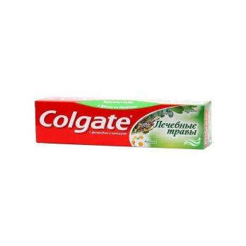 Зубная паста Colgate лечебные травы (100 мл)