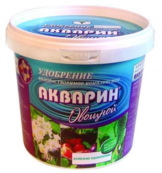 Удобрение Акварин овощной ведерко (0,5 л)