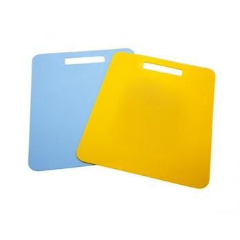 Доска разделочная пластиковая Комфорт гибкая (2 шт.)
