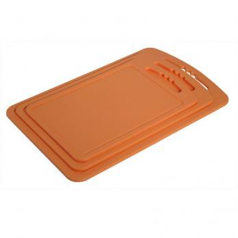 Доска разделочная пластиковая набор Колор (3 шт.)