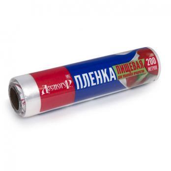Пленка пищевая Десногор 22,5x200 мм белая