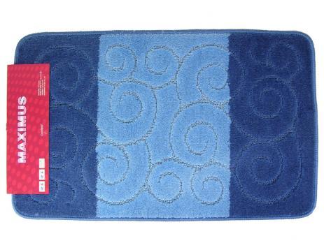 Коврик 50x80 см Confetti multicolor синий