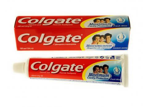 Зубная паста Colgate максимальная защита свежая мята (100 мл)