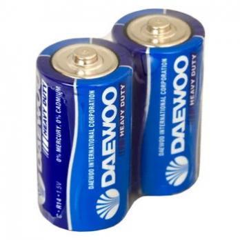 Батарейка R14 Daewoo (1 шт.)