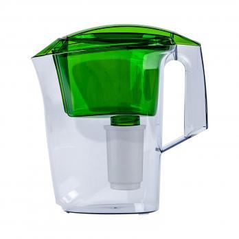 Фильтр-кувшин Гейзер Дельфин (зеленый)