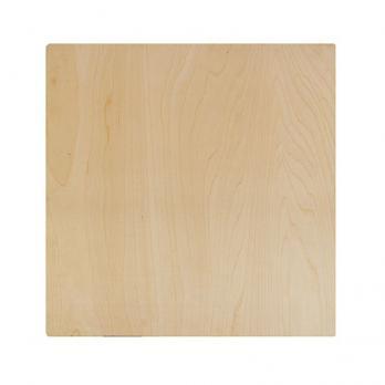 Доска разделочная деревянная 700x700 мм фанера