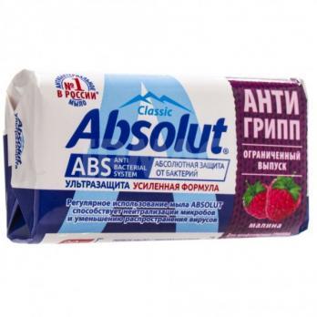 Мыло Абсолют ультразащита антигрипп (90 г)