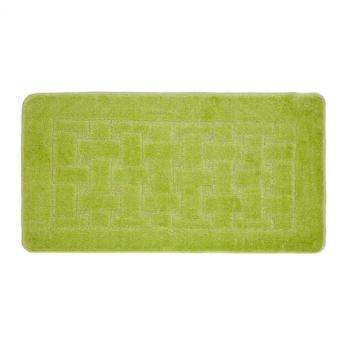 Коврик 55x90 см Banyolin зеленый