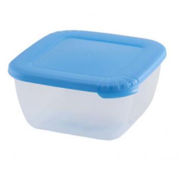 Контейнер для заморозки и СВЧ 0,46 л квадратный (арт. C542)