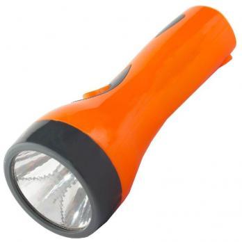 Фонарь светодиодный аккумуляторный КРАСНАЯ ЦЕНА 909 0,5W (встроенная вилка для зарядки от 220В)