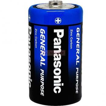 Батарейка R20 Panasonic (1 шт.)