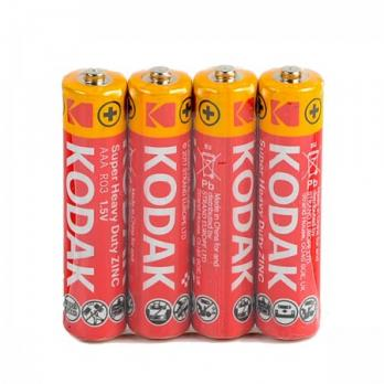 Батарейка AAA Kodak R03 (1 шт.)