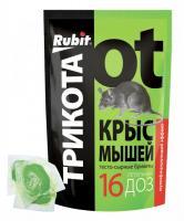 Средство Рубит 16 доз тесто-сырные брикеты Три Кота (150 г)