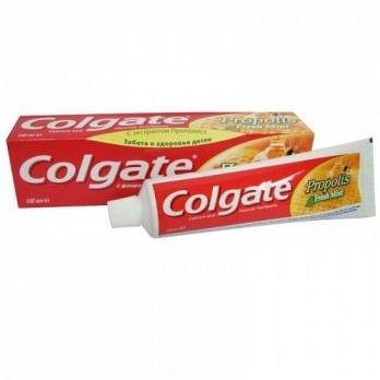 Зубная паста Colgate прополис (100 мл)