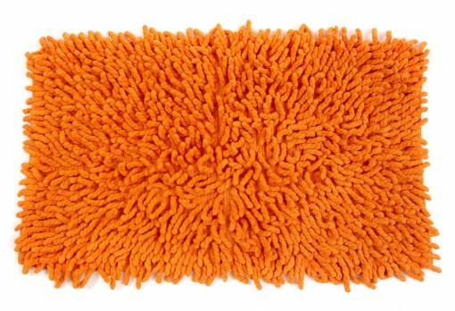 Комплект ковриков 60x100 см Banyolin оранжевый (2 шт.)