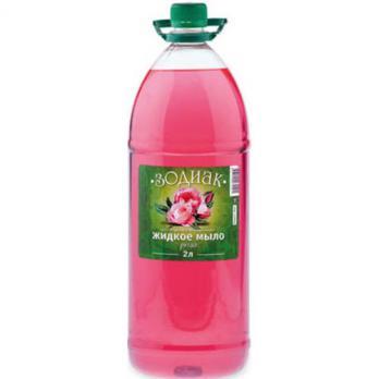 Мыло жидкое Золушка зодиак роза (2 л)