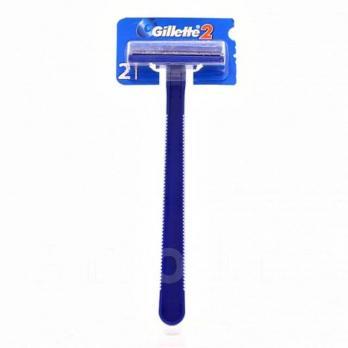 Станок бритвенный одноразовый Gillette 2