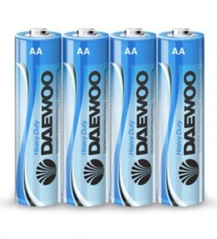 Батарейка AA Daewoo R03 (1 шт.)