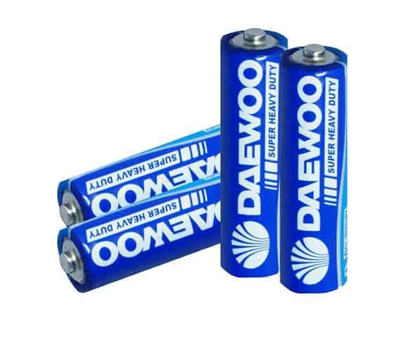 Батарейка AA Daewoo R6 (1 шт.)