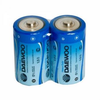 Батарейка R20 Daewoo (1 шт.)