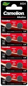 Батарейка G4/377 Camelion (1 шт.)