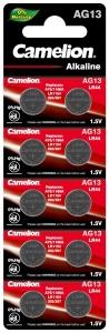 Батарейка G13/357 Camelion (1 шт.)