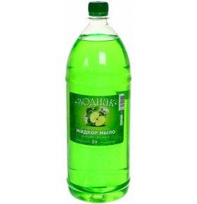Мыло жидкое Золушка зодиак зеленое яблоко (2 л)