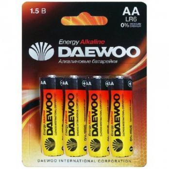 Батарейка AA Daewoo LR6 (1 шт.)