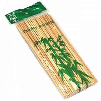 Одноразовый шампур для шашлыка 30 см NA716 бамбук (100 шт.)