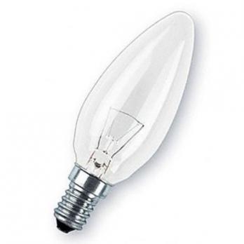 Лампа накаливания E14 свеча ДС-40W