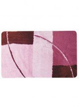Комплект ковриков 50x80 см серый (2 шт.)