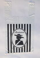 Пакет майка Марианна/Белый Медведь (10 шт.)