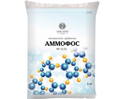 Удобрение Аммофос (1 кг)