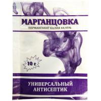 Средство Марганцовка (перманганат калия) (10 г)