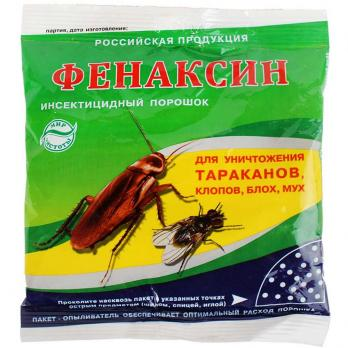 Средство Фенаксин от тараканов и муравьев (125 г)