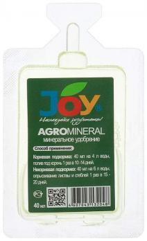 Удобрение JOY Монодоза Агроминерал (40 мл)