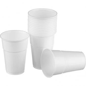 Одноразовый стакан 200 мл (100 шт.)