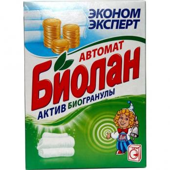 Порошок стиральный Биолан автомат эконом эксперт (350 г)